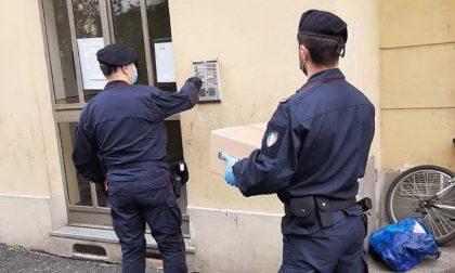 """Rete Torino Solidale continua la consegna dei pacchi: """"A voi un profondo grazie dalla città"""""""