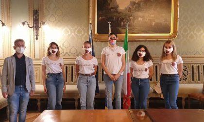 Sindaco Appendino incontra le ragazze di Break The Silence: contro machismo e maschilismo
