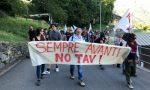 Ancora lacrimogeni contro i manifestanti No Tav in Valle di Susa