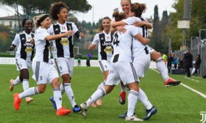 La Juventus femminile vince il titolo di Campione d'Italia