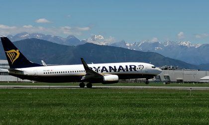 Ryanair: riprendono i collegamenti dall'Aeroporto di Torino