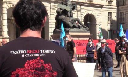 Teatro Regio: protesta a suon di musica contro il commissariamento