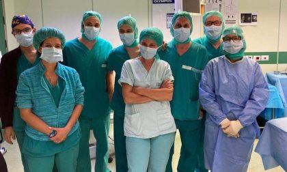 Ricostruita la caviglia di una bimba di 9 anni colpita da sarcoma