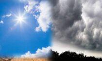 Sole ma ancora rischio di temporali forti   Meteo Piemonte