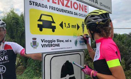 La ciclista più veloce del mondo sta girando il Piemonte per portare il suo messaggio
