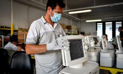 FCA: superato il traguardo degli oltre 3.000 ventilatori polmonari prodotti in Italia
