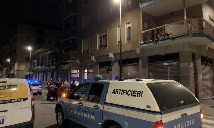 Allarme bomba alla sede di Aliud Torino