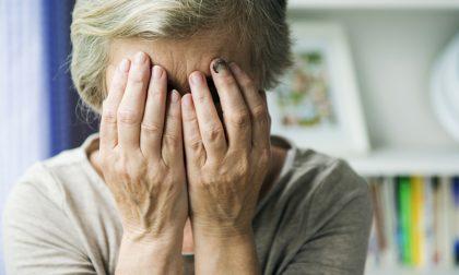 Ennesima aggressione nei confronti della madre 80enne: denunciato