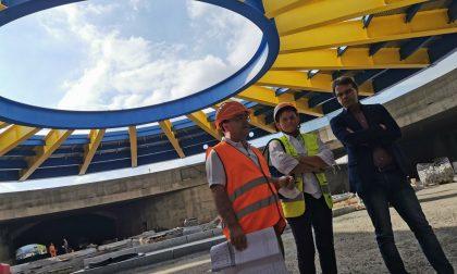 La prima rotonda sotterranea d'Italia è a Torino