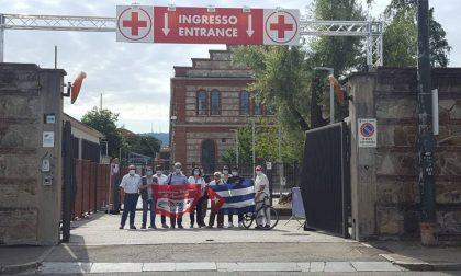 Torino saluta la brigata cubana: Grazie Henry Reeve!