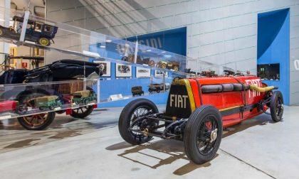 FCA Heritage, arte e storia viaggiano su quattro ruote