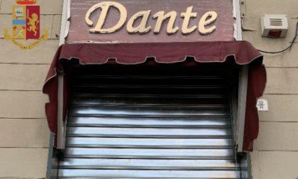 Nel bar senza mascherina: il barista deve chiudere il locale