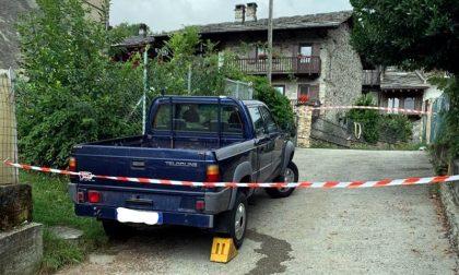 Pensionato muore travolto dal suo pick-up parcheggiato in discesa
