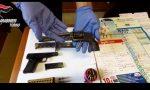Armi, coltelli e quaderno con la contabilità da usuraio, arrestato insospettabile 76enne LE FOTO