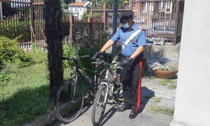 Arrestato attempato ladro di biciclette incallito