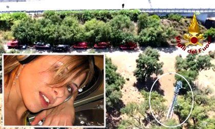 Un drone aveva filmato il corpo di Viviana già il primo giorno, ma nessuno se n'era accorto
