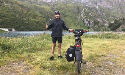 """Terapia e divertimento: la bici secondo Fabio """"Wolf"""", il fondatore di """"160 centimentri"""""""