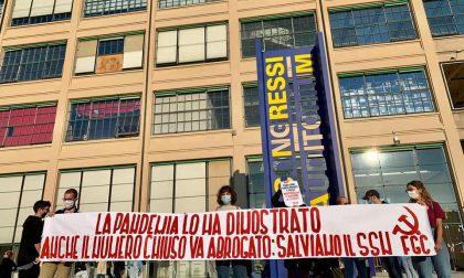 Ancora proteste per il numero chiuso: stavolta durante il test di ingresso per gli infermieri