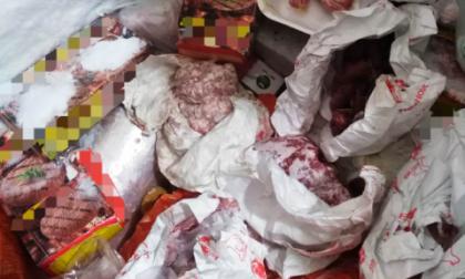 Carne mal conservata e gestori senza mascherina: multe per 8200 euro