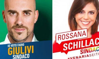 """La """"danza"""" di Fabio Giulivi e Rossana Schillaci a Venaria Reale"""
