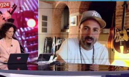 Samuel dei Subsonica racconta il suo nuovo singolo, il lockdown e la ricerca musicale navigando alle Eolie VIDEO