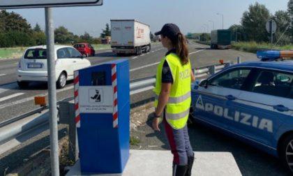 La Polizia stradale piemontese all'opera per elevare gli standard di sicurezza delle strade