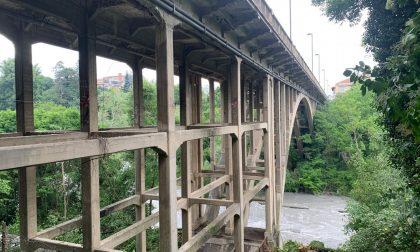 Riaperto il ponte di Alpignano: interventi di rinforzo terminati