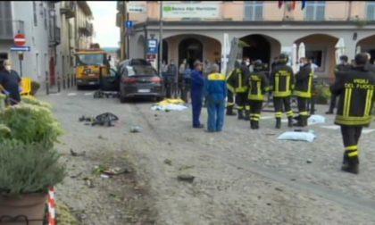 E' di Torino la 67enne travolta e uccisa da un suv impazzito a Monforte d'Alba