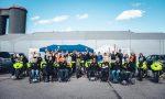 """In moto oltre le disabilità: """"Ride to life"""" porta in pista centauri paraplegici FOTO"""