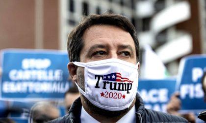 Rischio contagi: viene rinviato il processo a Salvini per vilipendio alla magistratura
