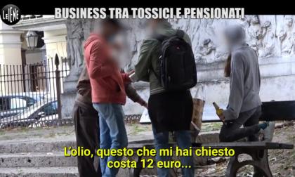 Tossici rubano cibo da vendere ai pensionati in centro a Torino