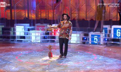 """Rashid, il burattinaio di Torino che fa danzare la sua marionetta incanta """"Soliti ignoti"""" FOTO"""