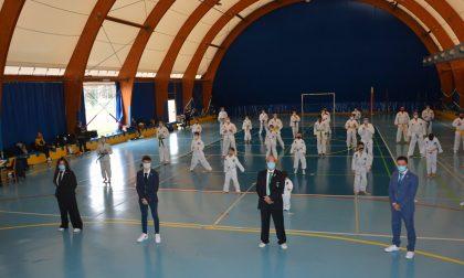 L'allenamento (con distanziamento sociale) dell'Associazione sportiva Team Mulé: la migliore risposta al Covid che si potesse dare