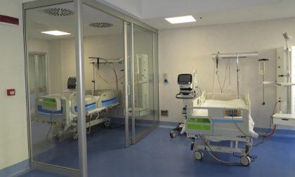 Nasce la nuova Area Covid di Terapia Semi Intensiva dell'ospedale Mauriziano di Torino