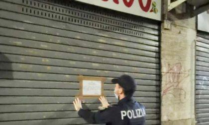Barriera Nizza, bar chiuso per 5 giorni e un ragazzo arrestato per aggressione