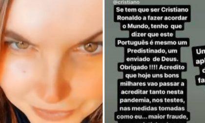 """La sorella di Ronaldo getta benzina sul fuoco: """"Il Covid è la più grande truffa mai vista"""""""