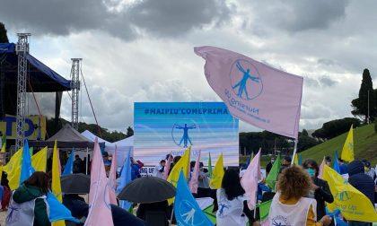 Centinaia di infermieri e professionisti della sanità piemontesi alla manifestazione di Nursing Up a Roma