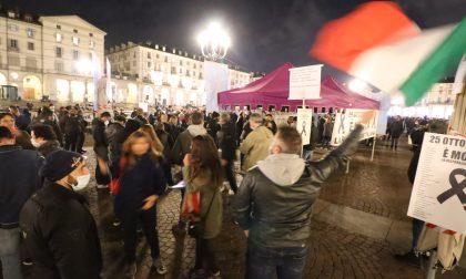Nuova manifestazione a Torino contro il dpcm domenica alle 18