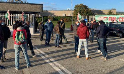 Otto ore di sciopero contro i licenziamenti alla Pininfarina di Cambiano