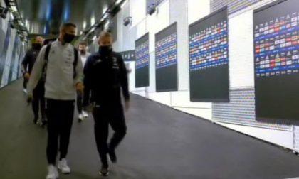 La buffonata della Juve: per 45 minuti allo stadio anche senza il Napoli