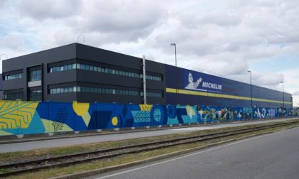 Michelin scommette su Torino: nuovo centro della logistica europea