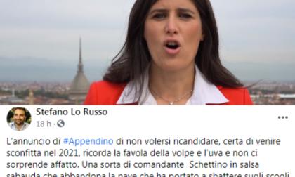 """Chiara Appendino, the day after. Il Pd attacca: """"Schettino che abbandona la nave"""""""