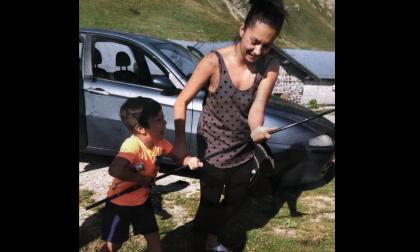 Oggi l'ultimo saluto a mamma Silvia e al suo bimbo di 5 anni morti nell'incidente di Caluso