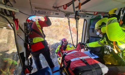 """""""Siate più prudenti del solito"""" l'invito del Soccorso Alpino vista la difficile situazione degli ospedali"""