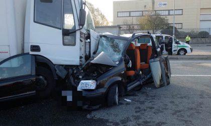 Incidente mortale in strada della Cebrosa