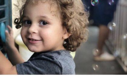 Il piccolo Lorenzo mobilita il web: gara di solidarietà per aiutarlo a curarsi