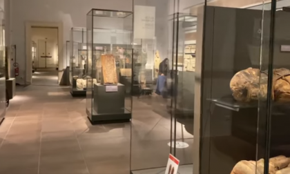 """""""Quello che gli egizi non dicono"""" seduce i social: i musei torinesi provano a resistere con il digitale"""