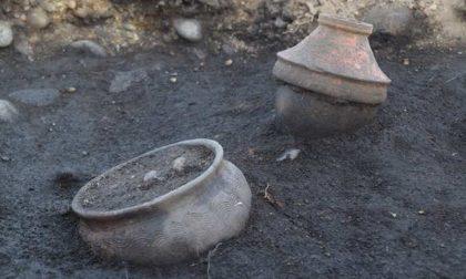 Scoperta una necropoli romana nella centrale fotovoltaica di Volpiano
