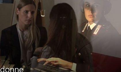 """Il video delle """"Stanze d'ascolto"""" per donne vittime di violenza create dai Carabinieri"""