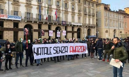 Le partite Iva sono tornate di nuovo a protestare in piazza a Torino